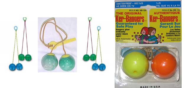 Do You Remember Playing With Click Clacks In The 1970s Video Clip