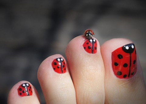 Manicure Pedicure Nail Art Design Pictures Wehotflash