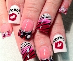 Nail art designs for your next manicure wehotflash nail art design ideas for manicure pedicure prinsesfo Image collections
