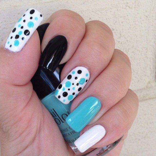 Popular Nail Art Designs: Manicure