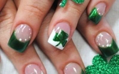 shamrocks get your Irish ON