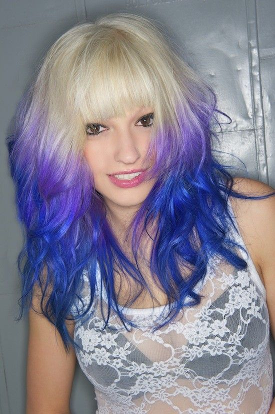 Bold Hair Color Trends Wehotflash