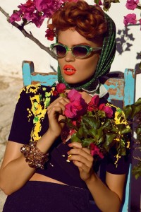 retro sunglasses a hot trend