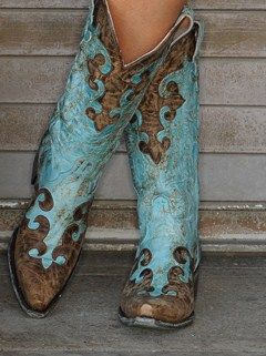 Fancy COWBOY Boots trend - WEHOTFLASH
