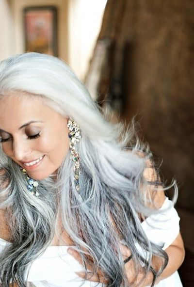 How To Colour Grey Hair At Home Naturally
