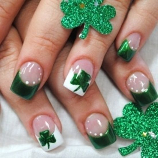 Manicure And Pedicure Best Nail Art Designs Wehotflash